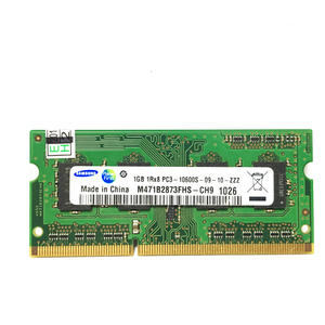 Image 5 - ذاكرة وصول عشوائي للحاسوب المحمول 1 جيجا بايت 2 جيجا بايت 4 جيجا بايت 2 جيجا بايت PC2 PC3 DDR2 DDR3 667 ميجا هرتز 800 ميجا هرتز 1333 هرتز 1600 ميجا هرتز 5300 ثانية 6400 8500 10600 ECC