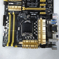 Desktop Motherboard For ASUS Z87 PRO LGA1150 Intel Z87 DDR3 32G SATA3 USB3.0 ATX 4790K Supported Motherboard Replacement