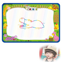 Niosung New Arrival 50cmX35cm Baby Water Drawing Painting Writing Mat Board Magic Pen Doodle Kids Child