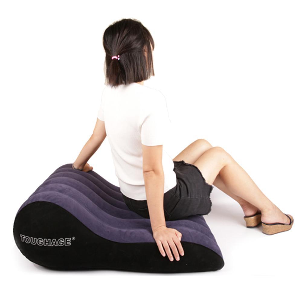 Canapé gonflable meubles lit chaises jouets alternatifs multi-fonctionnels Couples sexe Bondage adulte g-spot Love Pad - 4