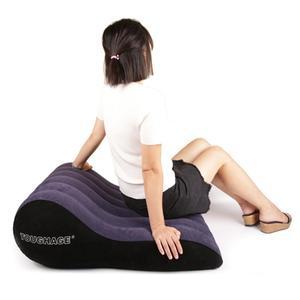 Image 4 - インフレータブルソファ家具ベッド椅子代替おもちゃ多機能カップルセックスボンデージ大人の G スポットの愛のパッド