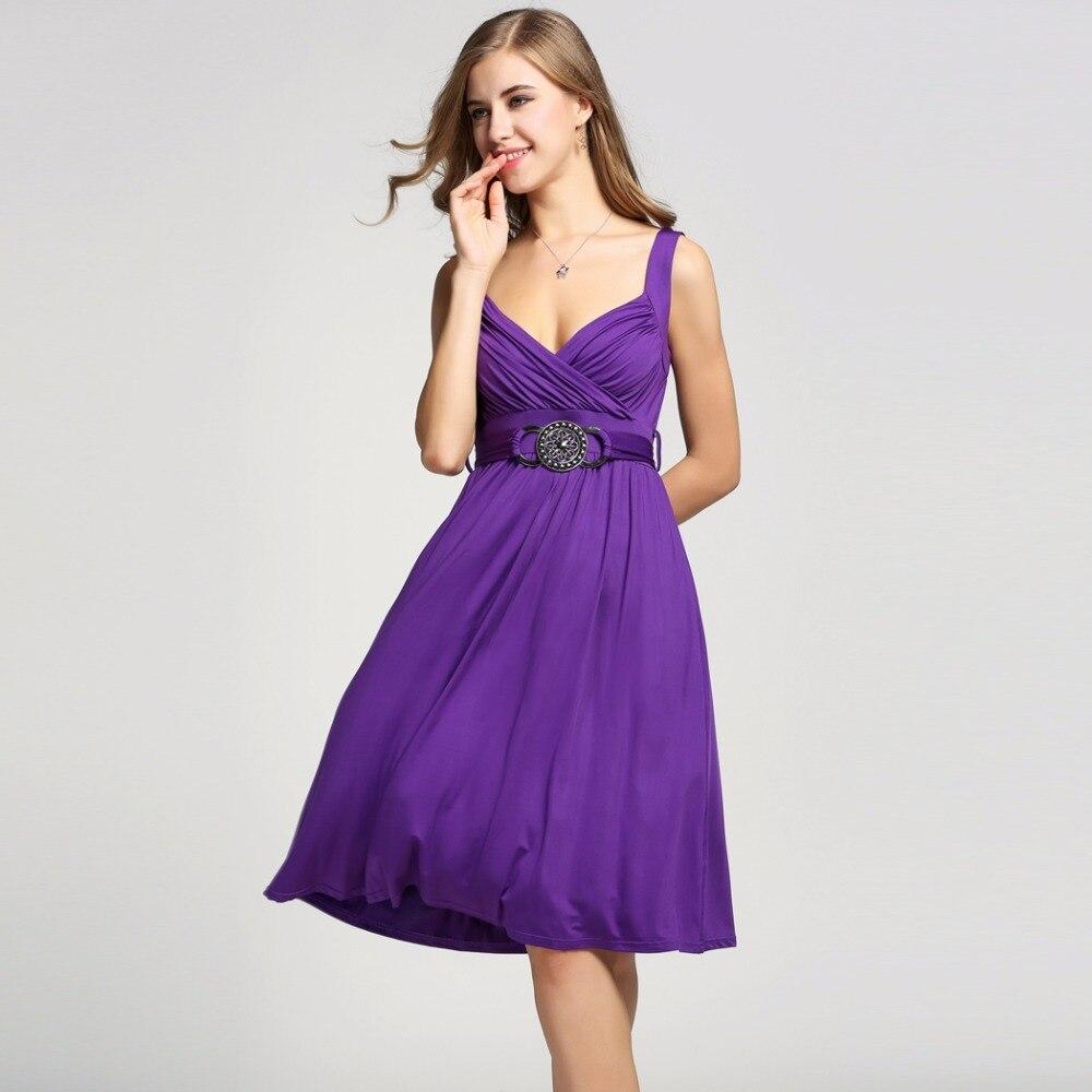 Fantástico Vestido Rojo De Cóctel Embellecimiento - Colección del ...