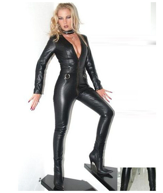Pvc leather sexy