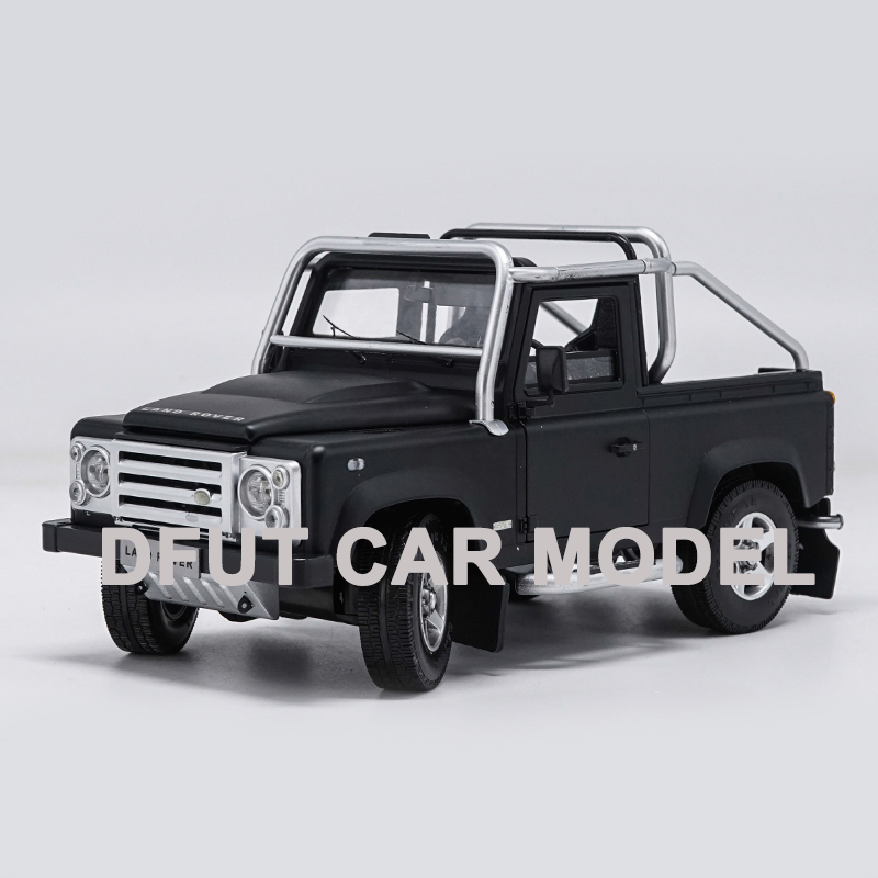Véhicules miniatures en alliage 1:18 moulé sous pression modèle de voiture de la série SVX SUV des voitures jouets pour enfants Original autorisé authentique jouets pour enfants