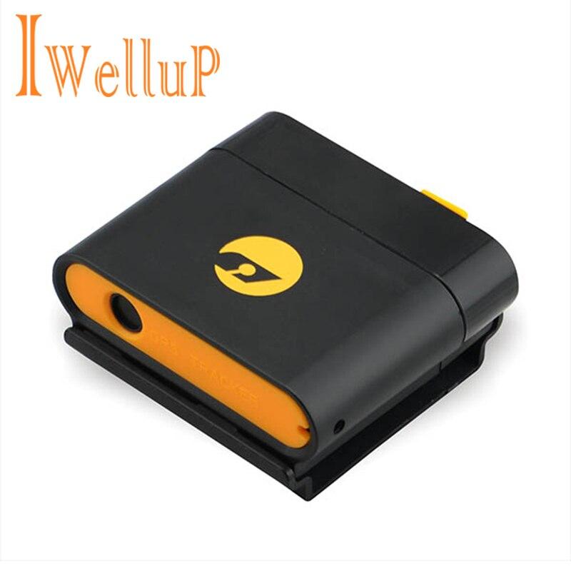 2017 NEW Mini Waterproof GSM font b GPS b font Trackers for the elderly children pet