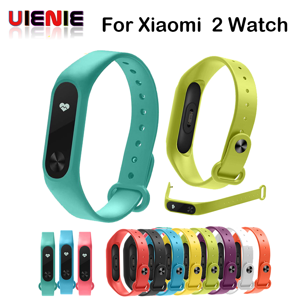 uienie-colorful-silicone-alternative-strap-for-xiaomi-mi-band-2-smart-wristband-replacement-wrist-band-belt