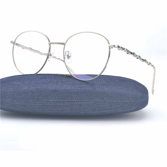 cf4e7786ab MINCL New Hipster Eyeglasses Frames Oversized Prescription Glasses Women  Men Fake Glass Round Glasses Frames
