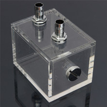 Water Cooling Radiator Acrylic Water Tank Cooler for Computer PC font b CPU b font Water