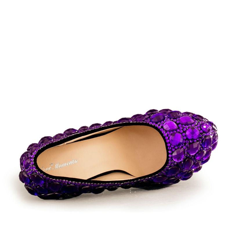 Las Mujeres 6cm Heels De Heels Diseño Heels Mujer 14cm Novia Púrpura Zapatos Cristal 11cm 8cm Altos Plataforma Moments Talones Heels Los Atractivos Love Señoras qw7xZBy