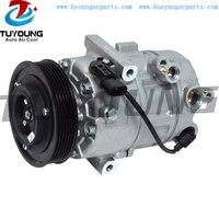 VS14E Auto AC compressor for Hyundai Sonata Elantra Kia Soul 97701A5100 97701A5800 CO 29193C 2020823 141450 7513202 197383|A/C Compressor & Clutch|Automobiles & Motorcycles -