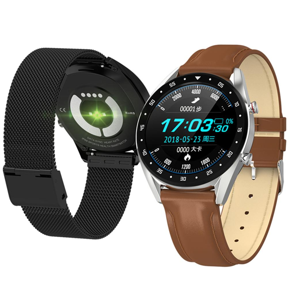 696 ECG PPG Smart Watch Men Women Electrocardiograph Display Holter Ecg Blood Pressure Monitor Heart Rate Smartwatch L7 N58696 ECG PPG Smart Watch Men Women Electrocardiograph Display Holter Ecg Blood Pressure Monitor Heart Rate Smartwatch L7 N58