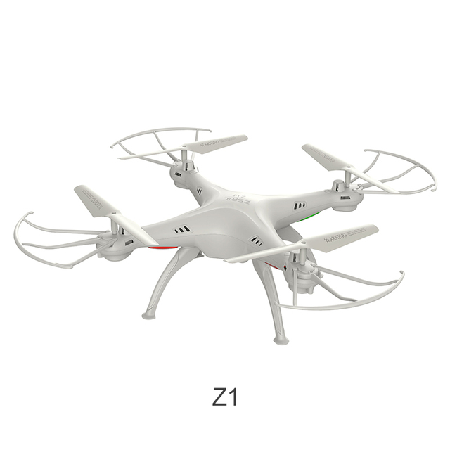 Fast delivery Z1 Or Z1W Quadcopter One Key Return Headless Can Add WIFI FPV HD Camera Altitude Hold Drone RC Helicopter VS X5C-1