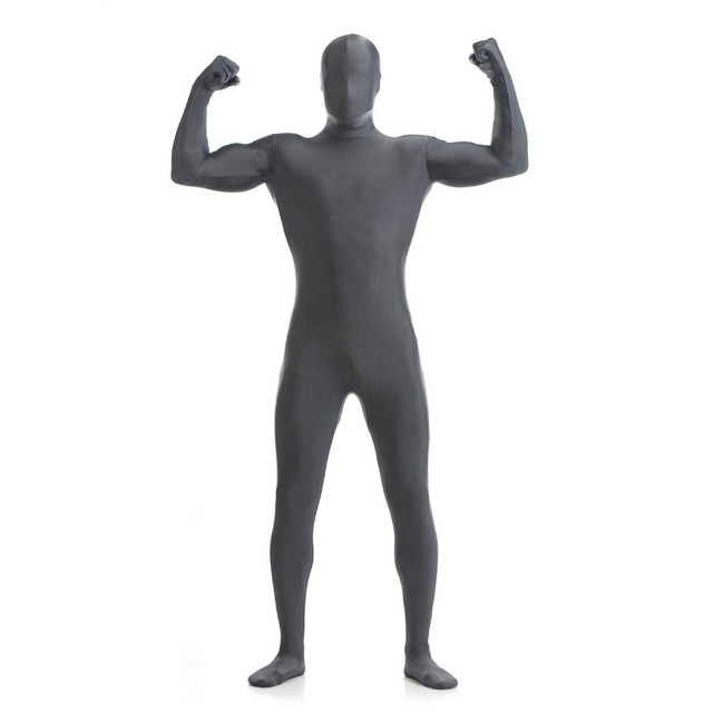 Spandex suits and Halloween costumes by RootSuit offer full body skin tight rubber spandex suits, unitard, zentai and lycra suits for both men and women in many colors. Perfect for game day events, parties, festivals and Halloween. Unisex full bodysuits are fun for all.