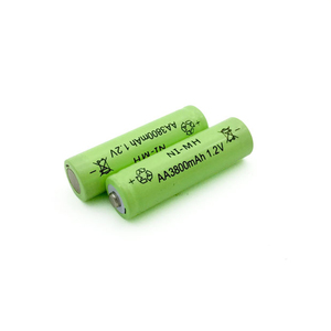 Image 2 - 20PCS 1.2V 3800mah AA Battery 2A Ni MH Rechargeable Battery LED Flashlight Portable Devices Tools Lighting Tools battery