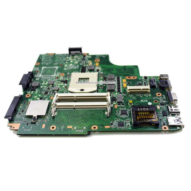 En la Acción! original para asus k43e k43sd tarjetas gráficas k43e k43sd placa madre del ordenador portátil integrado 100% probado