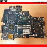 KEFU Fit For DELL 3521 Laptop Motherboard Mainboard CN 0HKJ53 0HKJ53 HKJ53 LA 9104P i3 3217u HM76 DDR3 100% Tested Fast Ship