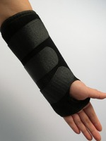 New Breathable Wrist Wrap Support Hand Brace With Stainless Steel Plate For Lef And Right Carpal Tunnel Protection