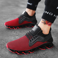 HEINRICH Mens Sneakers Summer Fashion Casual Shoes Men Lace Up Breathable Men Trainers Buty Sportowe Men Scarpe Uomo Estive