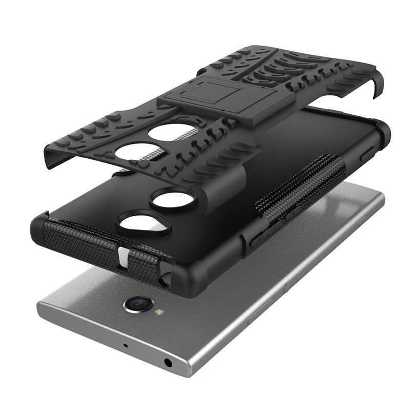 מקרה עבור Sony Xperia XZ3 XZ2 פרימיום XZ2 קומפקטי XA2 בתוספת כיסוי XA2 Ultra מחשב TPU 2 במקרה אחד l2 XA1 C6 XA C5 E5 L1 XZ1 X מיני