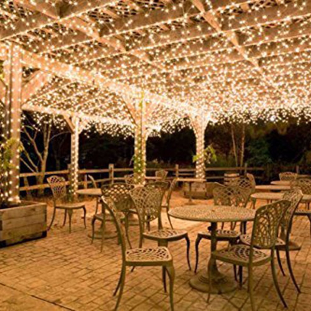 CE ROHS cetification 10m 9 color AC110 220V outdoor lighting 100 leds  christmas garland lightsCompare Prices on Outdoor Lighting Christmas  Online Shopping Buy  . Outdoor Lighting For Christmas. Home Design Ideas