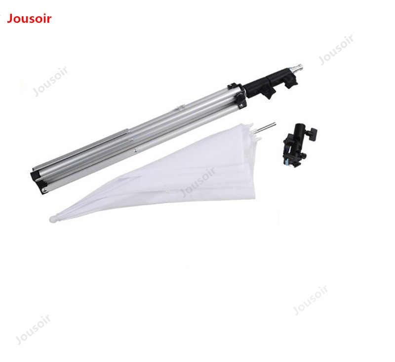 200B Рамка светильника 2-х метровый кронштейн для вспышки + многофункциональный металлический держатель для лампы горячий ботинок порт + флексографские принтеры зонтик CD50 T07