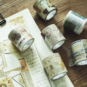 Famous Master Works Washi Tape