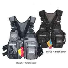 Новый MEDESEA одежда для рыбаков одежда для рыбалки куртка подходит 45кг-130КГ приманки с жизнью свисток