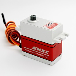 Original EMAX ES9054 Top-Class Metal Cased Brushless Digital Metal Gear Servo High Voltage Servo For RC Model f16736 emax es9252hv high voltage digital rotor tail