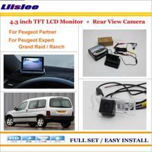 Автомобильная камера для eugeot partner grand raid ranch в автомобиле