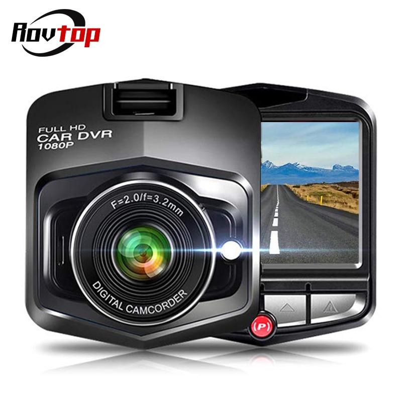 Rovtop Car DVR Recorder Dash-Cam Video Night-Vision Auto Mini G-Sensor Full-Hd 1080P