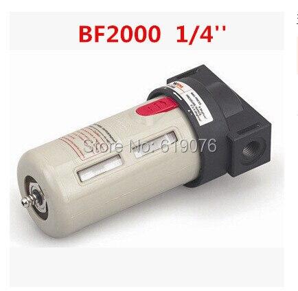 BF2000 1/4'     Air Filter Water Trap,Air Source Treatment Filter Pneumatic Component 1 2 bf4000 air filter water trap air source treatment filter pneumatic component