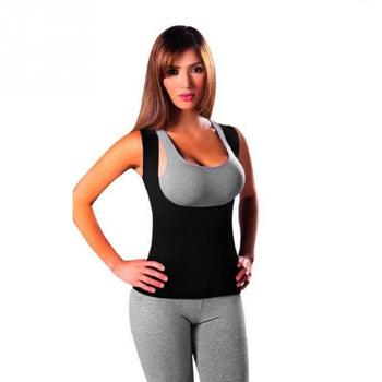 Women New Hot Selling Abdomen Fat Burning Chest Care Vest Tops Casual Elastic Fitnes Body Suit Shapewear