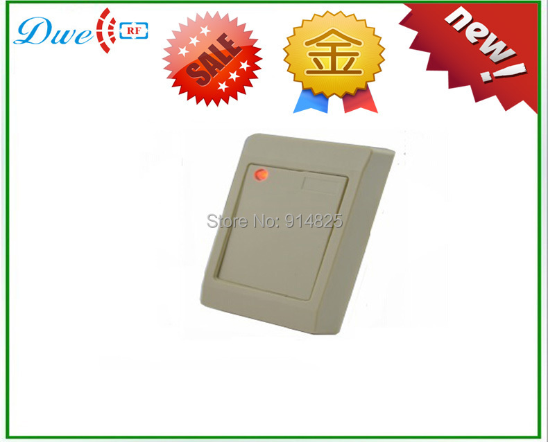 Factory Price Weigand 26 EM-ID 125khz 12V Waterproof IP65 Proximity Reader rfid access control system цена 2017
