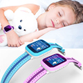 Femperna DS18Children Security Anti Lost GPS Wifi Tracker Smartwatch Waterproof Kids SOS Emergency For iphone Android PK Q80 Q90