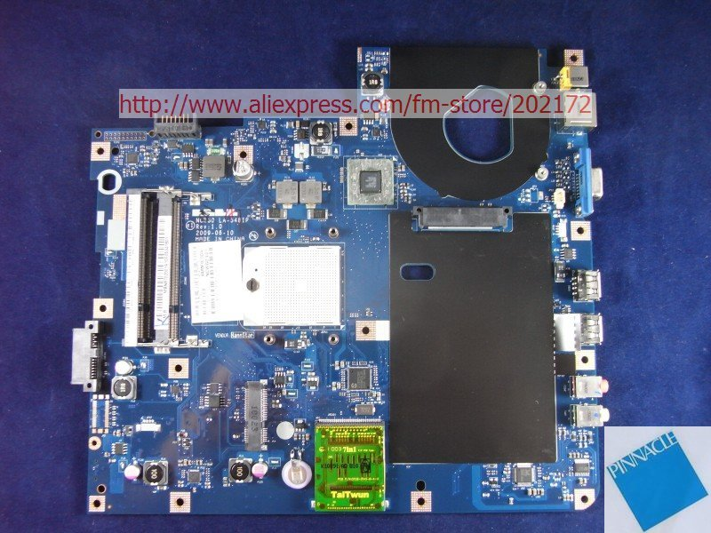 MBN6702001 Motherboard for Acer aspire 5232 5517  MB.N6702.001  NCWG0 L01 LA-5481P tested good mba9302001 motherboard for acer aspire 5610 5630 travelmate 4200 4230 la 3081p ide pata hdd tested good