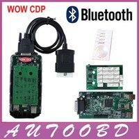 30pcs Lot DHL Free WOW CDP Snooper V5 008R2 5 00 12 Keygen Double Green Board