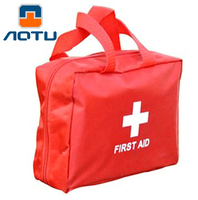 AOTU New First Aid Bag Outdoor Sports Camping Home Medical Emergency Survival First Aid Kit Bag