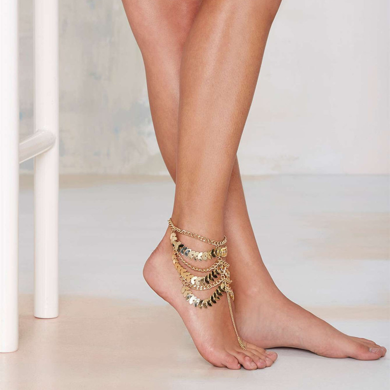 anklet for ankle women ladies tattoo bracelet ideas styleoholic chains
