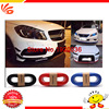 Hot Selling 3 Color Red Blue Black TPVC 2 5m Car Body Kit Front Rear Side