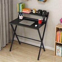 Компьютерный простой складной стол, Mesitas Para Sala Para Te складной стол Escritorios De Habitacion портативные столы для спальни