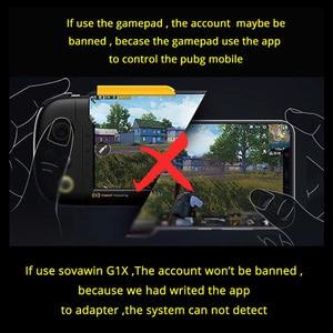 Image 4 - Converter Adapter PUBG Mobiele Gamepad Controller Gaming Muis Toetsenbord Voor Android IOS Telefoon naar PC Remote Console BattleDock