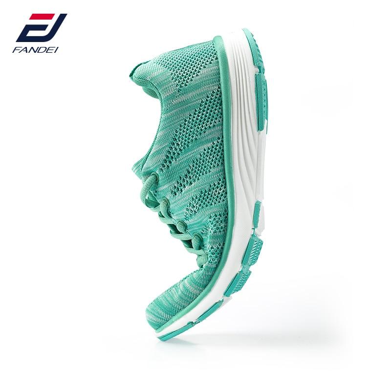 FANDEI Vintersportskor Damskor Sneakers Damar Herr Utomhus Sportskor - Gymnastikskor - Foto 3