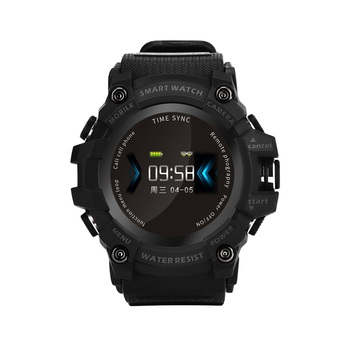 Cawono A66 Waterproof Smart Watch Heart Rate Monitor 24h/12h Hour Swimming Sports Smart Watches Men Women For IOS And Android