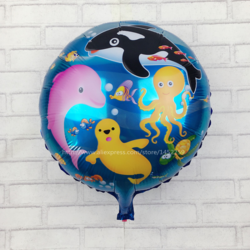 XXPWJ Hot! The new wholesale children's toys birthday balloon foil balloons auto