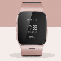 D99 Elderly GPS Tracker Watch Android Smart Google Map SOS Wristwatch Personal GSM GPS LBS Wifi