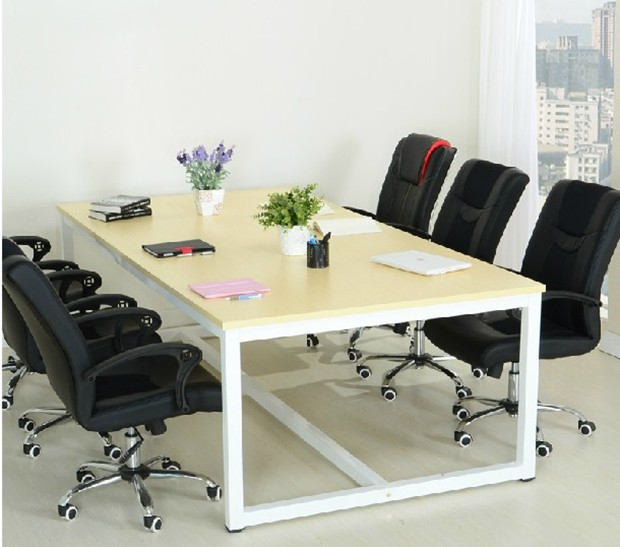 long office table. simple conference table desk staff tables training office reception long negotiating customin desks from furniture on u