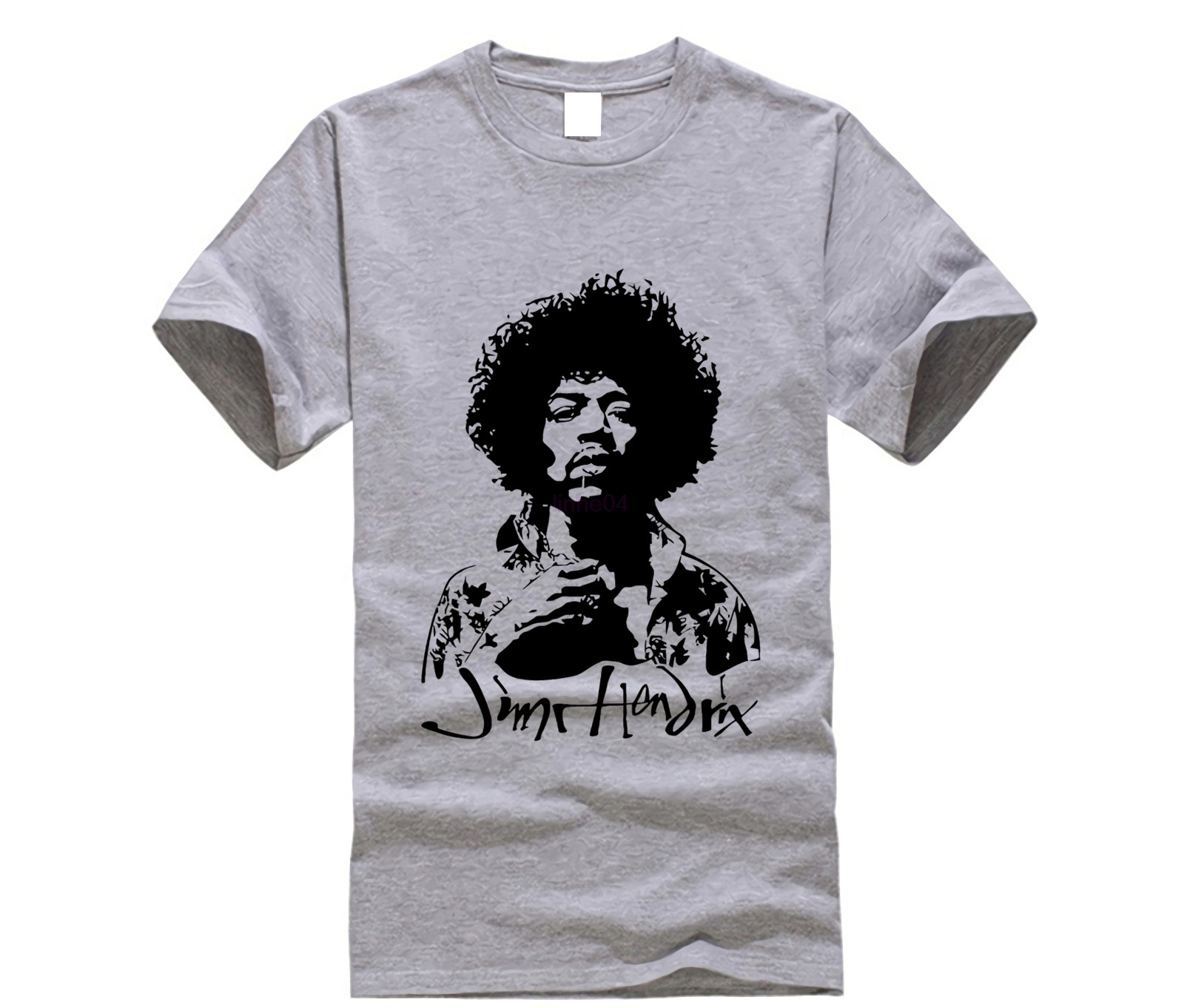 Jimi Men   T     Shirt   Man Summer O Neck Novelty Tee Adult New Coming Plus Size Tops Great Normal Loose Teenage Tee   Shirt   Hendrix