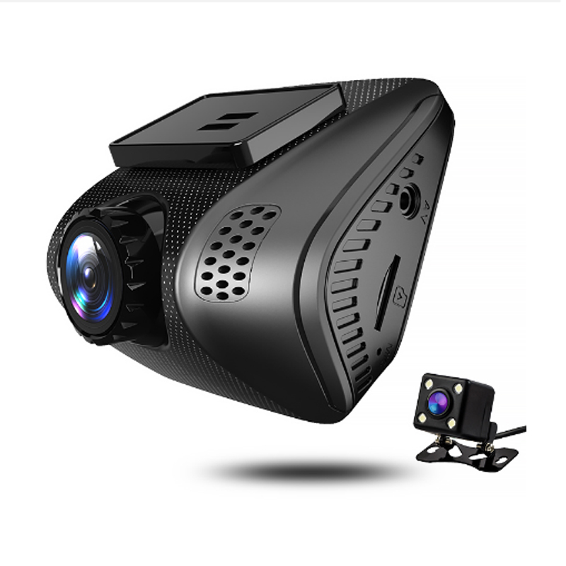SX Car Dvr Mini Wifi Car Camera Dash Cam Registrator Video Recorder Camcorder Full HD 1080P Dual Lens Dvr Support App junsun wifi car dvr camera video recorder registrator novatek 96655 imx 322 full hd 1080p dash cam for volkswagen golf 7 2015