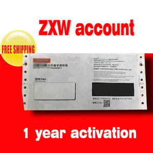 zxw dongle account for iphone and others phones drawing one year activation