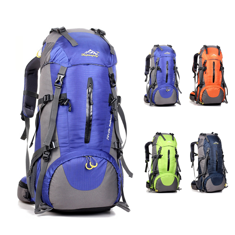 Waterproof Women&Men Travel Backpack Large Capacity Outdoor Sport Packs Rucksack Camping Mochilas Climbing Hiking Backpack